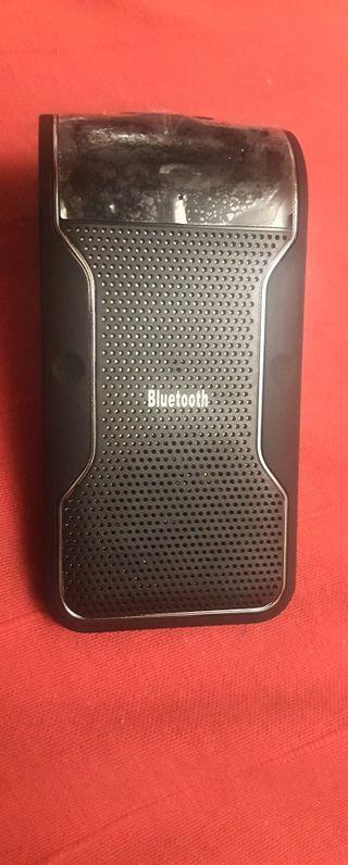 Manos libres Bluetooth para coche