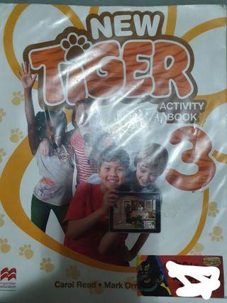 new tiger activity book 3