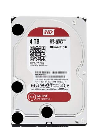 Disco Duro Wd Red 4TB