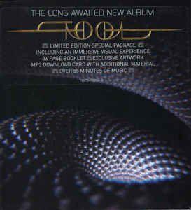 Tool - Fear Inoculum Deluxe Edition - Primera edic