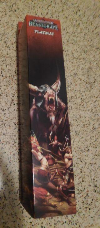 tapete de Warhammer underworlds beastgrave