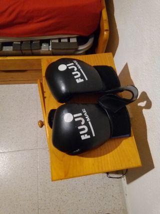 guantes de artes marciales marca fuji mae