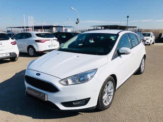 Ford Focus 1.5Tdci-UnicoPropie-LibroMant-Impecable