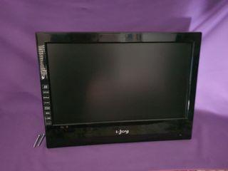 tv monitor con soporte