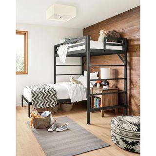 Literas con armario y altillos cama
