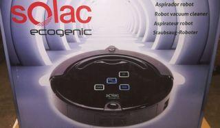 ROBOT ASPIRADOR SOLAC AA3400 ECOGENIC
