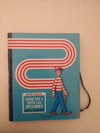 Libro en catalán de Wally