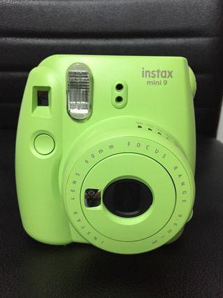 Vendo cámara INSTAX MINI 9