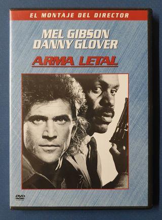DVD - Arma letal