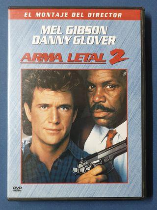 DVD - Arma letal 2