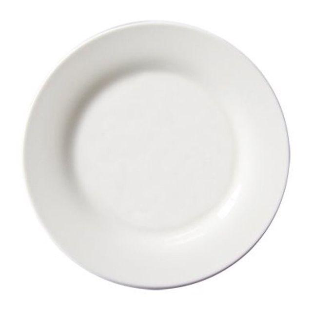 Platos de porcelana 25 cm