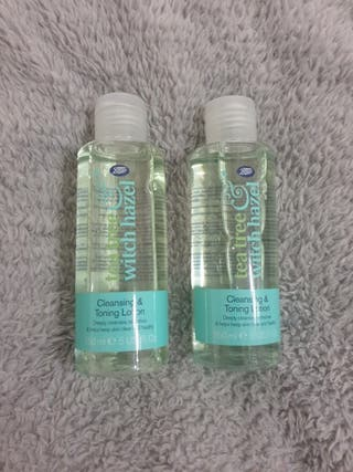 Cleansing&Toning Lotion from Boots