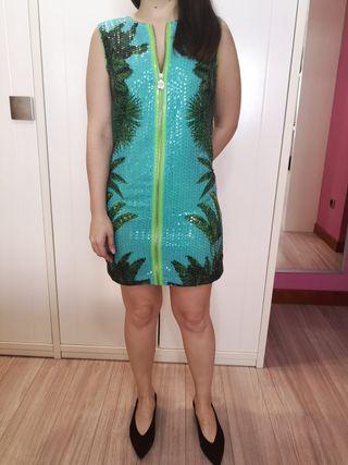 Vestido fiesta Versace x H&M