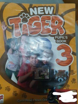 new tiger pupil's book 3