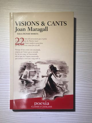 """""""Visions & cants"""" de Joan Maragall"""