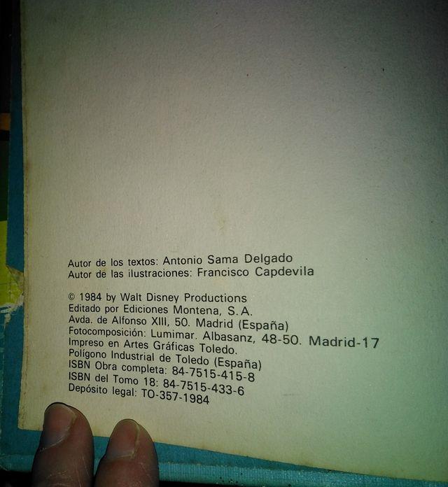 BIBLIOTECA LOS JÓVENES CASTORES 1984. Precio lote