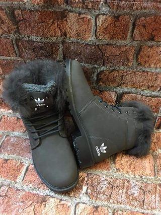 ladies Adidas boots