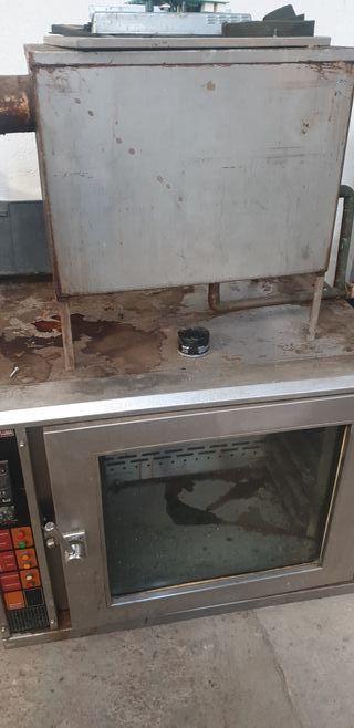 DEJA WASAP horno industrial para piezas