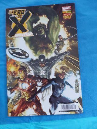 comics especial la era de x
