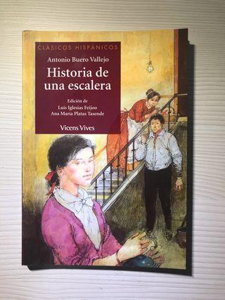 """""""Historia de una escalera"""" Antonio Buero Vallejo"""