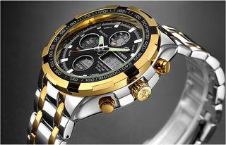 Reloj Deportivo Acero