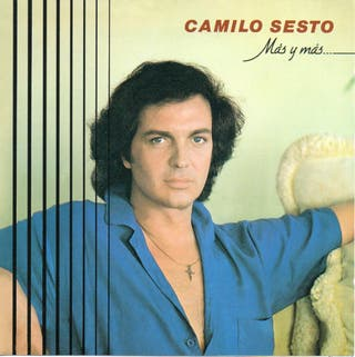 CD de Camilo Sesto.