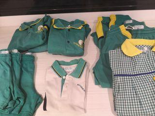uniforme colegio mirabal infantil