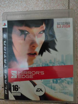 MIRROR EDGE PS3