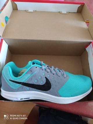 bambas Nike nuevas mujer