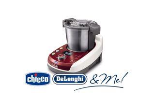 Robot de cocina Delonghi Chicco