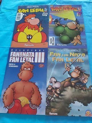 comics FanHunter Fan Letal