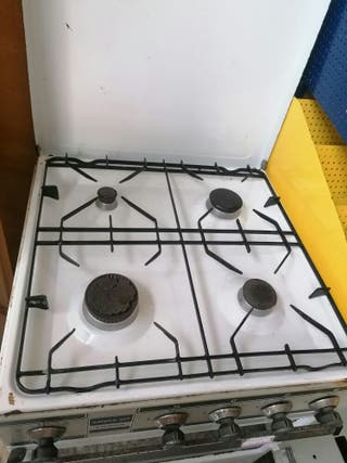 Cocina y horno a gas