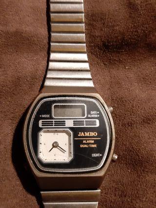 reloj jambo años 70