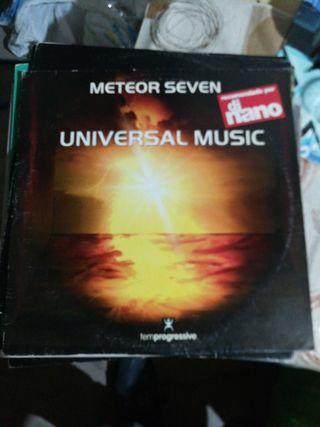 universal music meteor seven