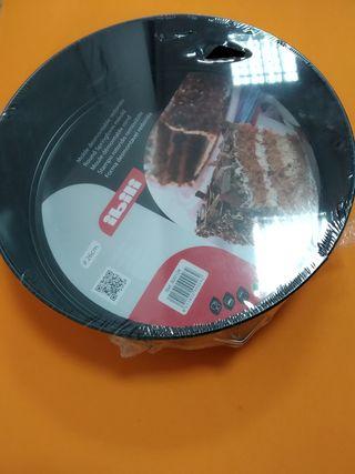 Molde desmontable redondo 26 cm