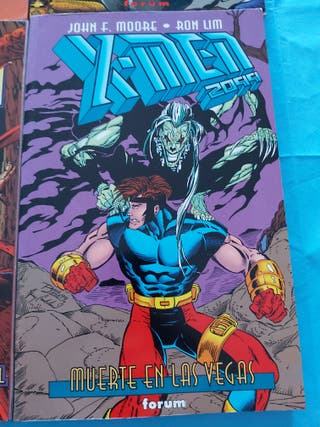 comics x-men 2099