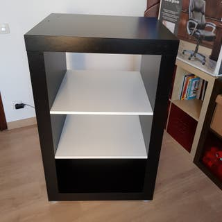 Mueble Ikea Negro/blanco GORDO