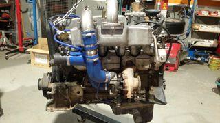 Motor Nissan Patrol GR Y61 2.8 preparación TGV
