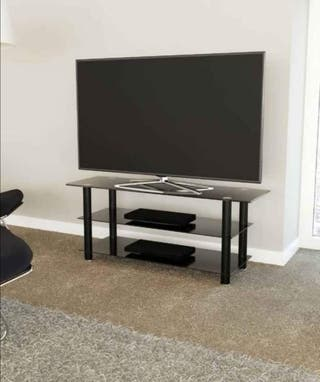 TV Stand Glass - NEW