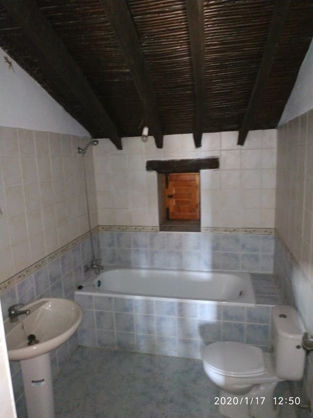 Casa de campo (Iznate, Málaga)