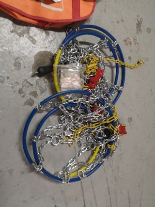 cadenas para 4x4