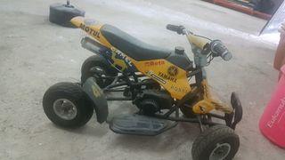 Mini quad de gasolina