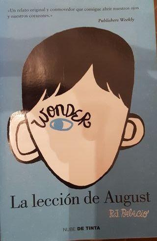 """WONDER """"La lección de August"""""""