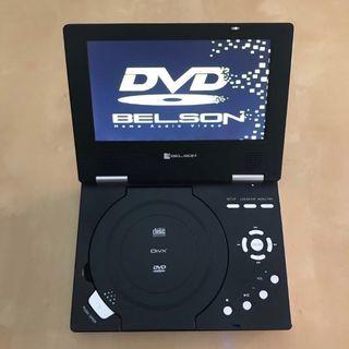 DVD Portátil Belson BS-130803