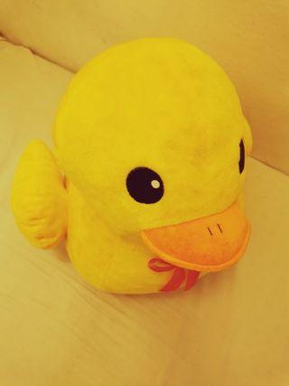 Pato: Peluche gigante.