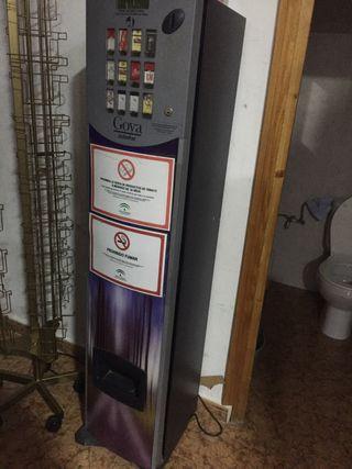Maquina expendedora de tabaco