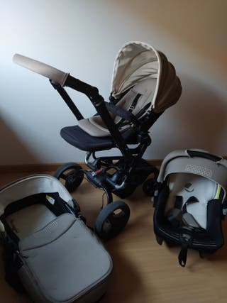 Carro bebé Jane Rider