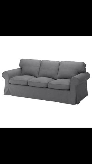 Brand new sofa with footstall for sale