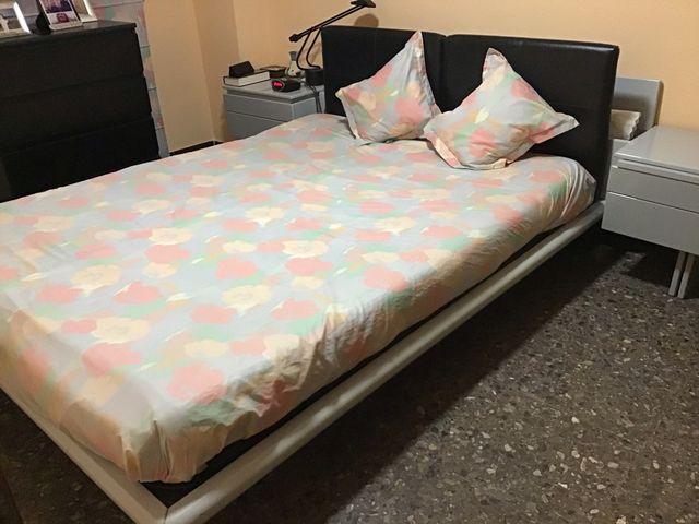 Dormitorio de matrimonio,cama de 1,50