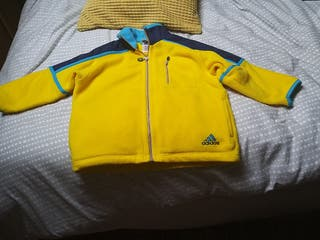 Forro polar niño-Adidas